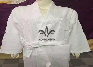 酒店客房浴袍